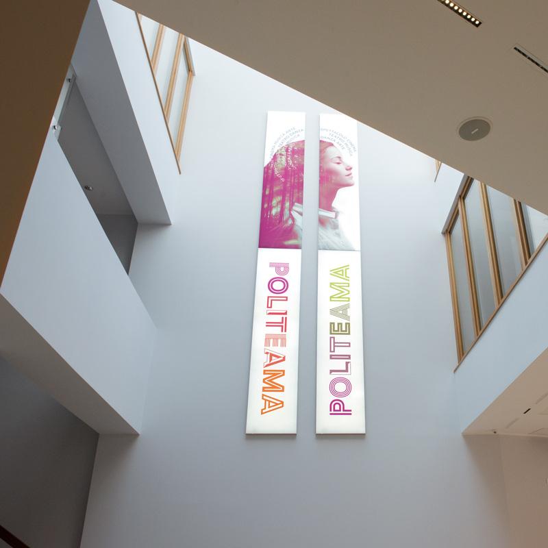 Politeama Tolentino - Il Foyer