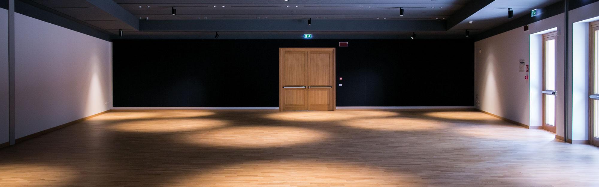 Sala Polivalente - Politeama Tolentino