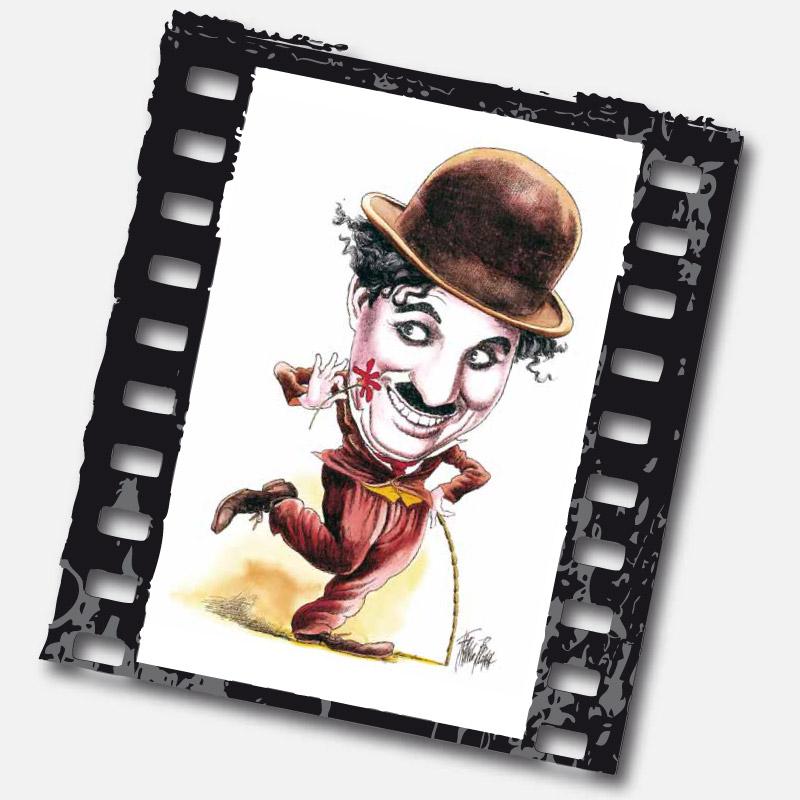 Mostra Cinema in Caricatura - Politeama Tolentino