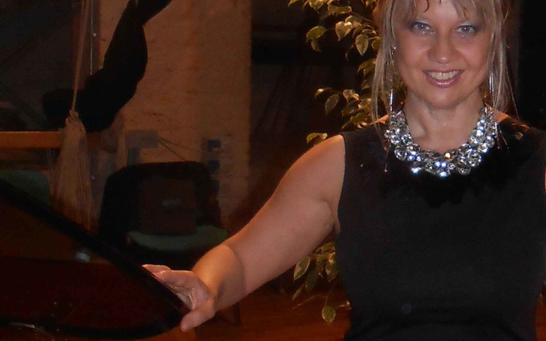 Domenica 26 novembre concerto pianistico di Cecilia Airaghi