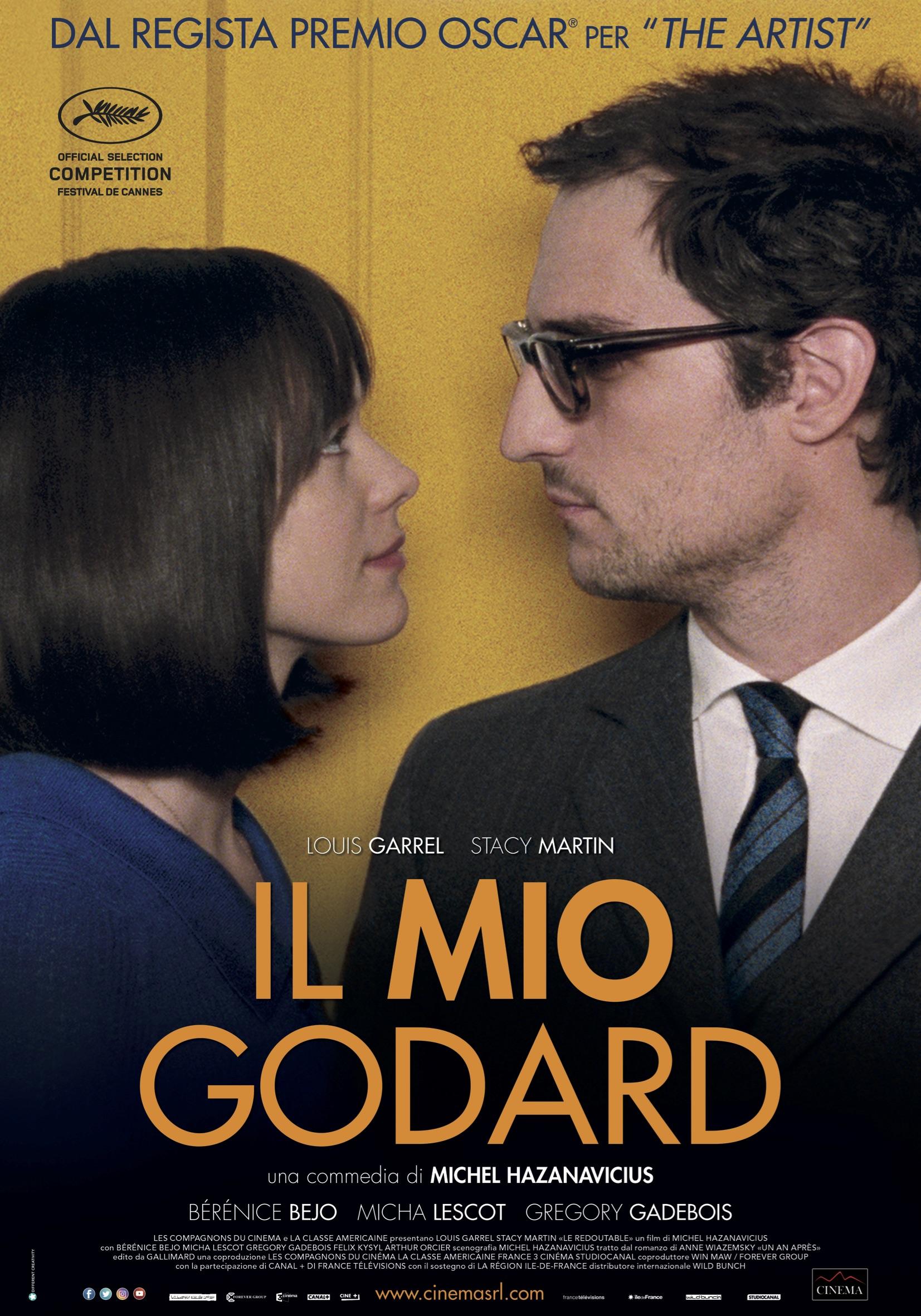 Locandina - IL MIO GODARD