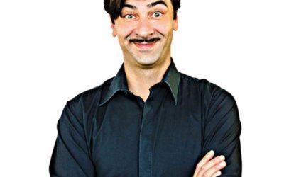 Domani sera ancora Cabaret con Piero Massimo Macchini, dalle ore 20 apericena in Caffetteria