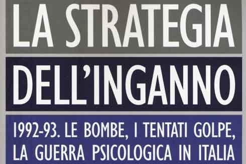 """Presentazione del libro """"La Strategia dell'inganno"""" in compagnia dell'autrice Stefania Limiti"""