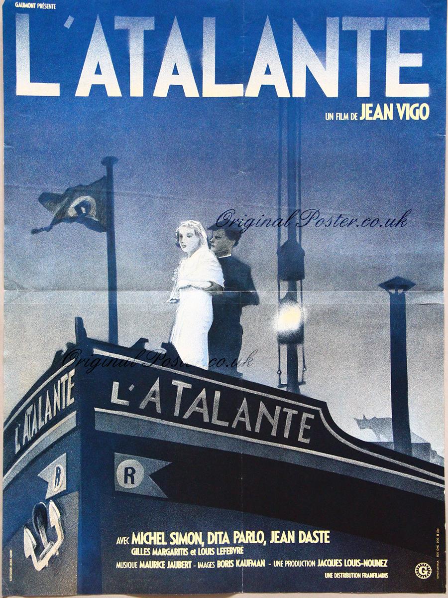 Locandina - L'Atalante