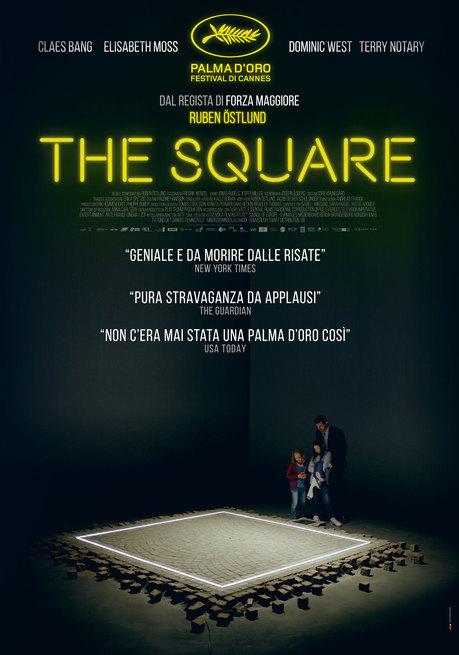 Locandina - The Square