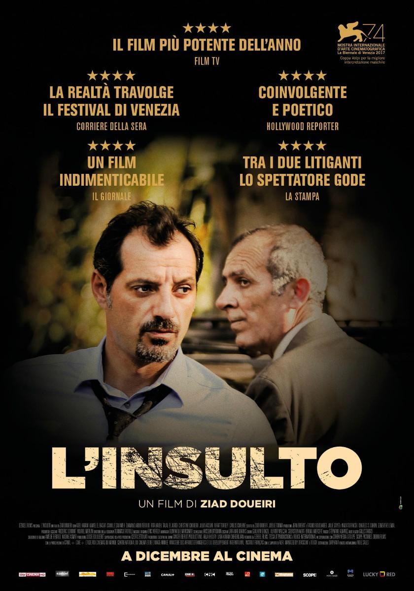 Locandina - L'insulto (L'insulte)