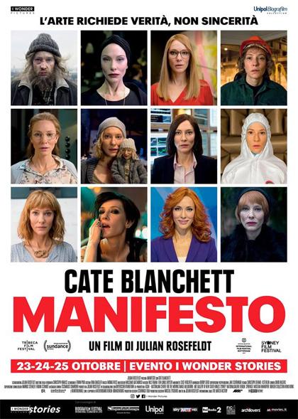 Locandina - Manifesto