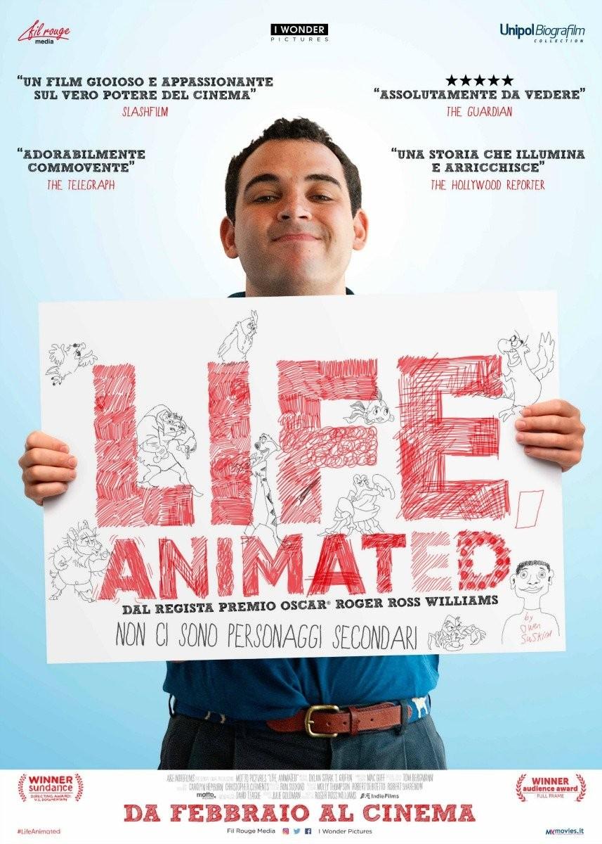 Locandina - Life, Animated