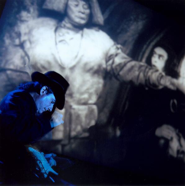 "Locandina - Gary Lucas plays ""The Golem"""