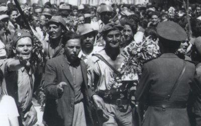 A 74 anni dalla Liberazione di Tolentino una serata tra musica e memoria organizzata dall'ANPI