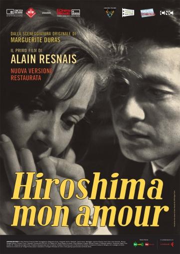 Locandina - Hiroshima mon amour