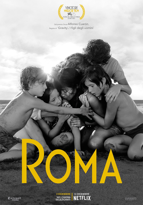 Locandina - Roma