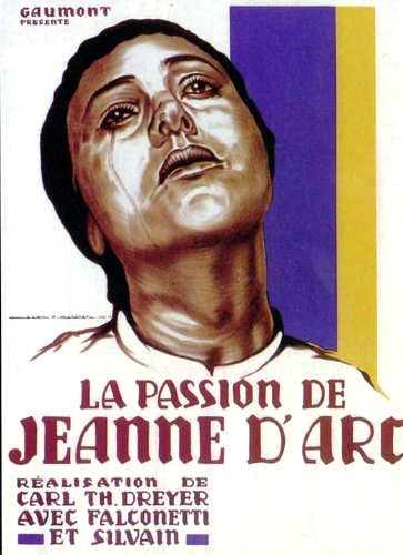 Locandina - Corrado Nuccini e Xabier Iriondo play La passion de Jeanne d'Arc