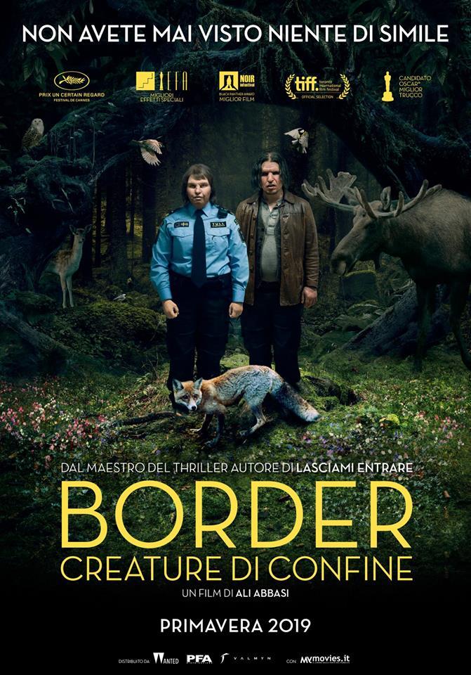 Locandina - Border – Creature di confine