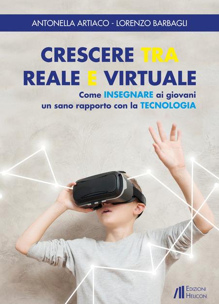 Locandina - Presentazione del libro – Crescere tra reale e virtuale