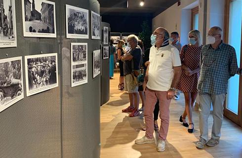 """Inaugurata con successo la mostra fotografica """"Tolentino Ricordi di una città"""""""