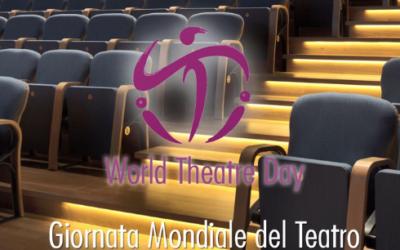 Il Politeama celebra la Giornata Mondiale del Teatro 2021